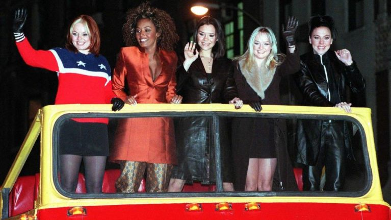 You can now rent out the iconic Spice Girls bus for a weekend on Airbnb