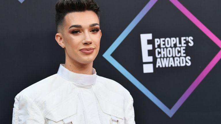 James Charles makes first appearance since controversy with Tati Westbrook