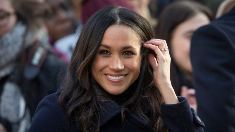 Meghan Markle sent her old classmates the sweetest letter days before she gave birth