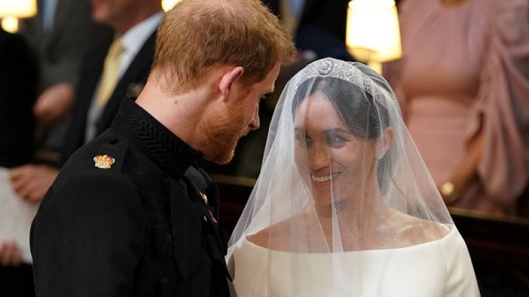 A year after Meghan and Harry, there's another royal wedding happening in Windsor this Saturday