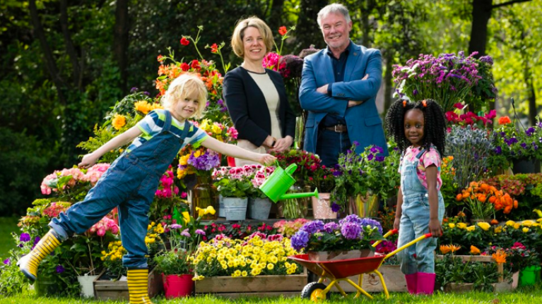 WIN 2 tickets to Ireland's largest garden party on the June bank hol - it's Bloom!