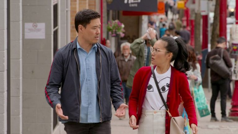 Netflix have shared the first look at the hilarious new romcom Always Be My Maybe