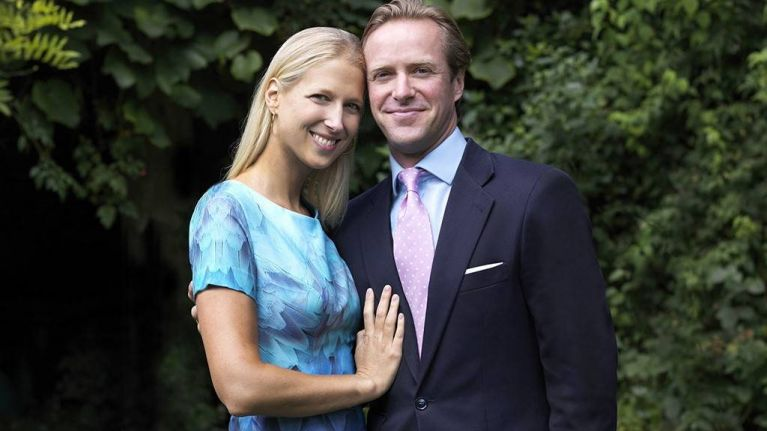 The first look at Lady Gabriella Windsor's wedding dress is here (and it is absolutely stunning)