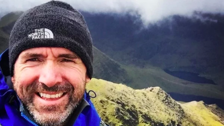 Family of missing climber Seamus Lawless launch search and rescue fundraising appeal