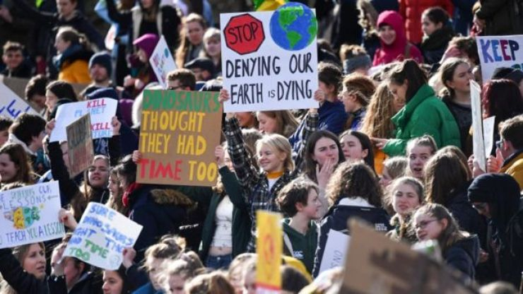 Ireland has become the second country to officially declare a climate emergency