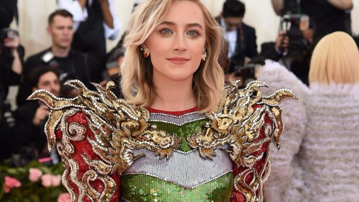 Saoirse Ronan says she worked with some 'incredibly chauvinistic' people