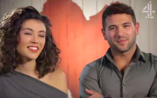 First Dates couple Elan and Cindy have gotten engaged