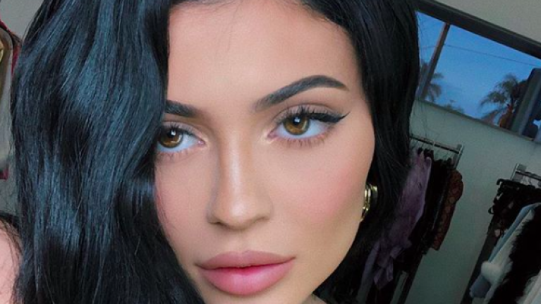 Kylie Jenner ditches makeup in latest Instagram post to launch her new skincare range