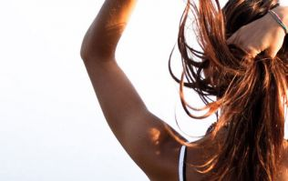 We have found the ONE product anyone who struggles with frizzy hair in the heat needs