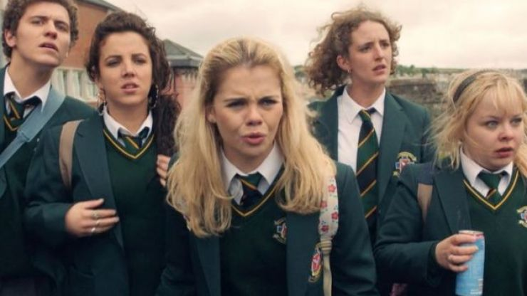 Twitter is absolutely raging that Derry Girls didn't win a BAFTA last night