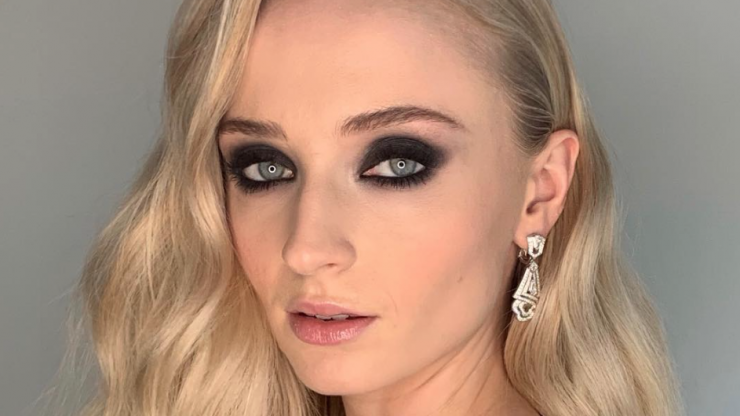 Sophie Turner has new hair and somehow looks even better than before