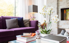 Having fresh flowers in your home is good for your health, research says