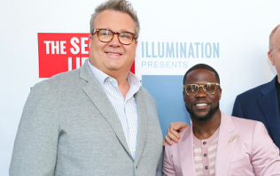 Kevin Hart and Eric Stonestreet are excited to be BACK for The Secret Life of Pets 2