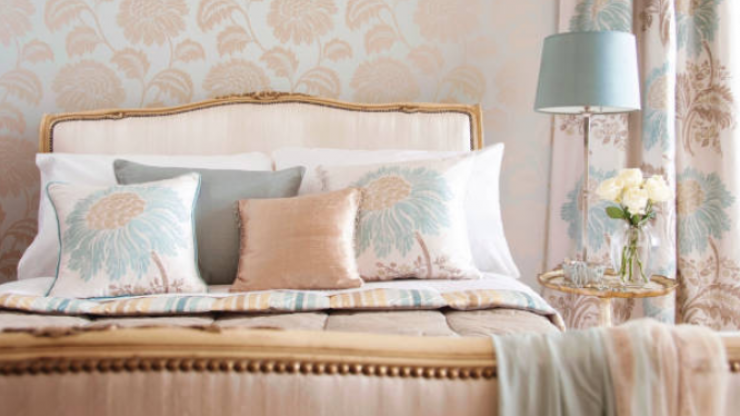 The super simple paint trick that will make a small, dark room look much brighter