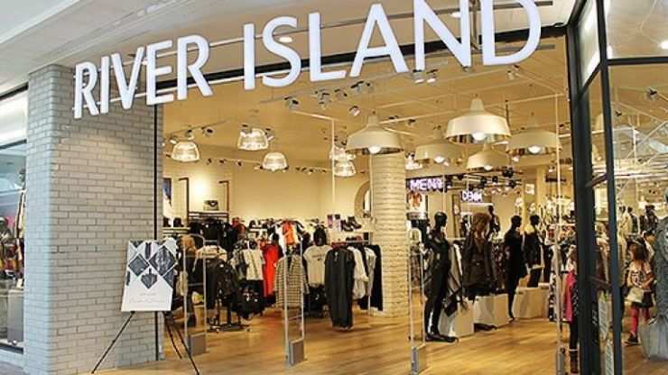 These River Island paperbag trousers have been reduced to only €20