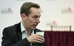 Ryan Tubridy has made a definite statement about his future on the Late Late