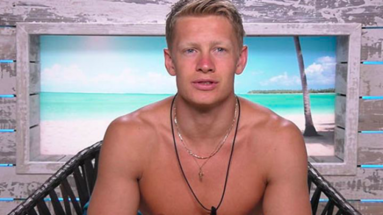 Love Island's Charlie Frederick just slammed his ex and new Islander, Lucie Donlon