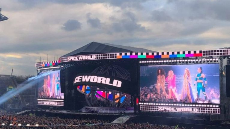 Spice Girls fans 'demand refunds' after more issues with the sound quality in Cardiff