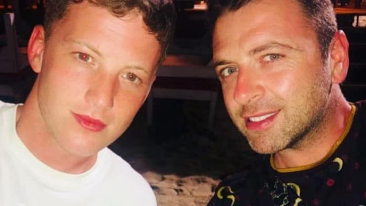 Westlife's Markus Feehily announces he's to become a DAD