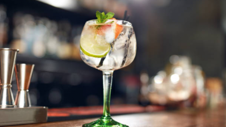 Wait a minute or two for the ice to melt in your G&T for the best possible flavour