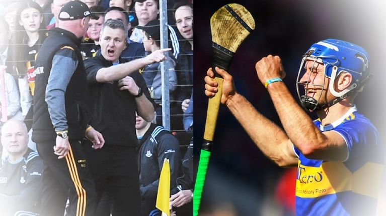 A referee's pain, Gregory's interception and Tipp's revival - a weekend in hurling