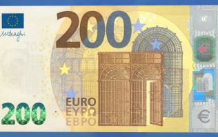New €100 and €200 banknotes are now in circulation