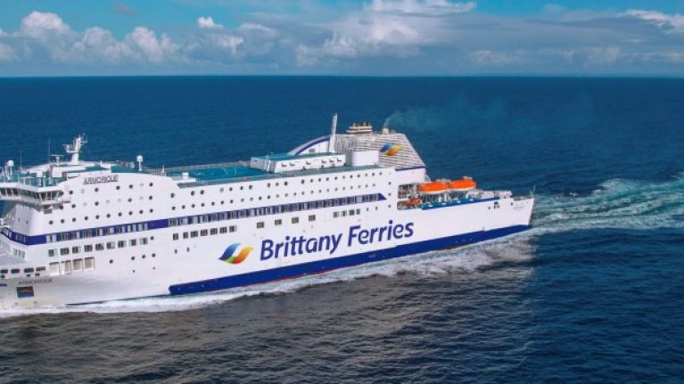Thousands of customers disrupted as Brittany Ferries cancels Irish trips