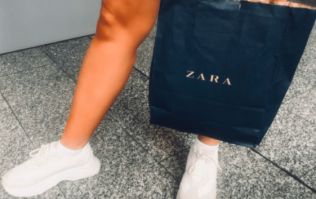 Fashion influencers are LOVING this €40 Zara top and it's selling fast