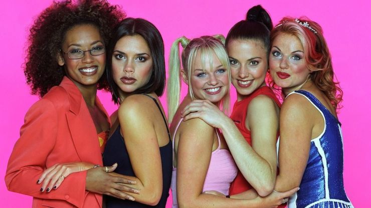 We're heading straight to Arnotts to buy these Spice Girls hair clips for Croker on Friday