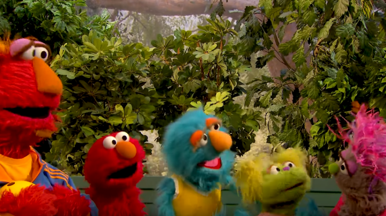 Sesame Street introduce their first character in foster care