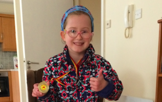 'She's a little star of a girl': Meet 9-year-old Cork triathlete Molly Marshall