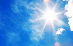 This weekend's weather is looking up thanks to temperatures as high as 21 degrees