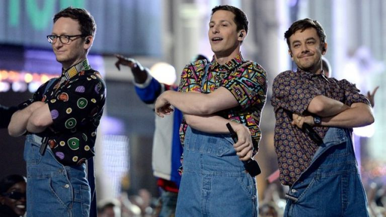 The Lonely Island just dropped a brand new release on Netflix