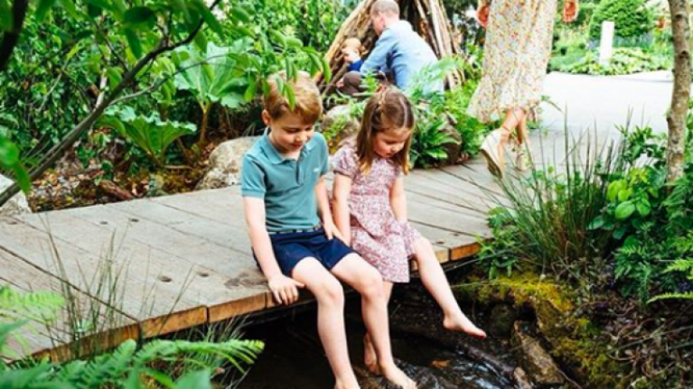 Prince William reveals his adorable nickname for Princess Charlotte and it is TOO cute