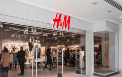 Irish bloggers are living for this €28 H&M holiday dress and it's finally in stock