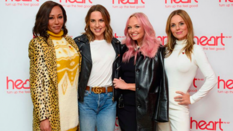 The Spice Girls share sneak peek of tomorrow's Croke Park gig and we are too pumped