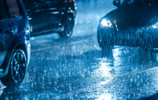 A rainfall weather warning has just been issued for five counties