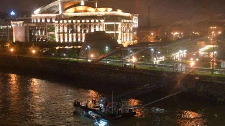 Seven dead and 19 missing after boat capsizes in Budapest