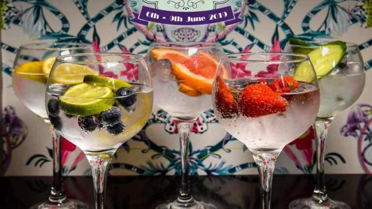 WIN VIP passes to the Latin Quarter Gin Fest in Galway this June