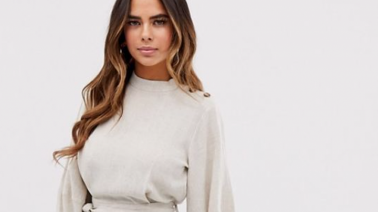 The ASOS dress that's going straight in my online basket because it ticks all the boxes
