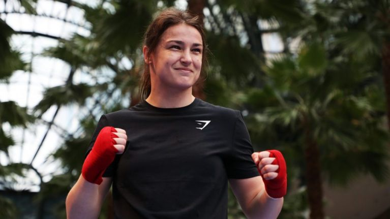 4 inspiring Katie Taylor moments ahead of her career defining fight this weekend
