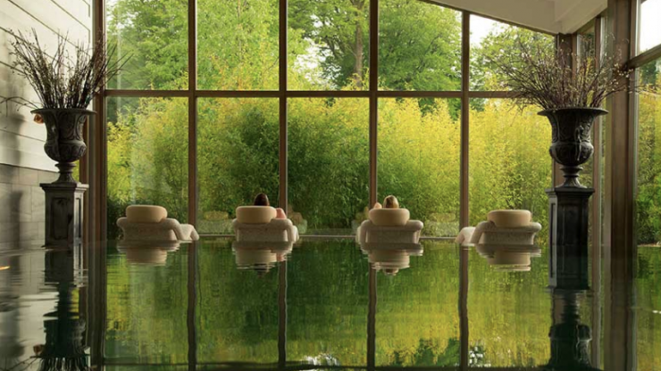 I visited Monart, the only 5 star destination spa in Ireland, and it was EPIC