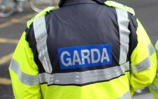 An elderly woman has died following a car crash in Dublin