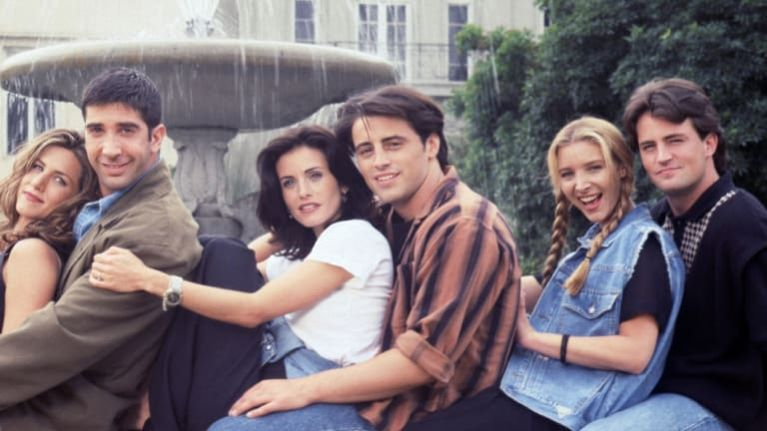 Watching Friends can help reduce anxiety, study finds