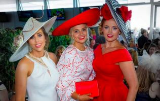 Giddy up! Her are sponsoring this year's Ladies Day at the Galway Races