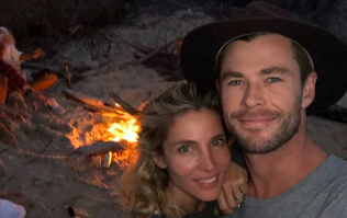 Chris Hemsworth announces a year break from acting to focus on family time
