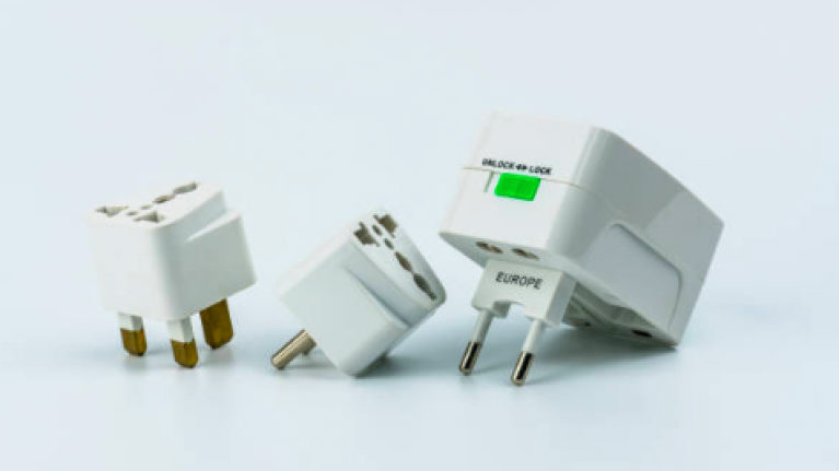 Woman shares travel adaptor hack that legit has shaken us to the core