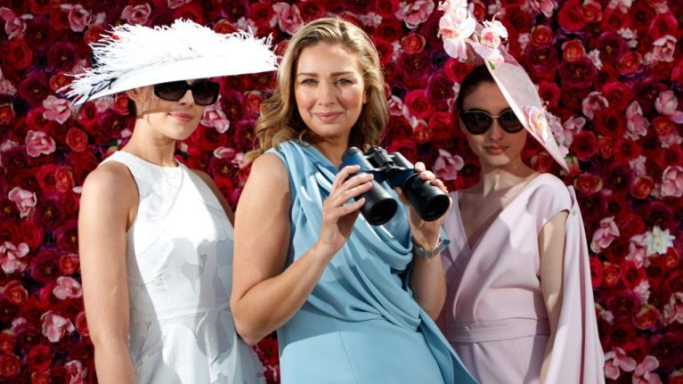 Ladies' Day is about more than posing and pouting says seasoned judge Anna Daly