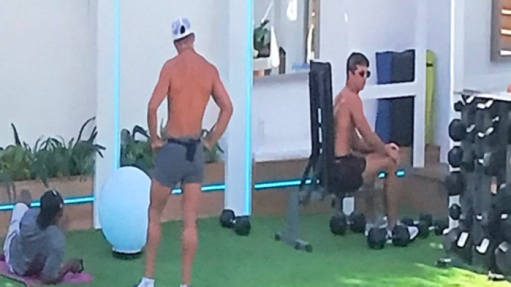Love Island viewers were convinced they saw Simon Cowell in the villa last night
