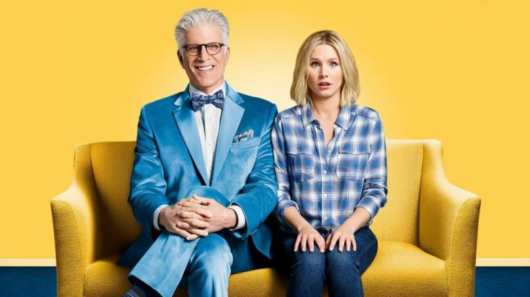 The Good Place creator explains why the show is going to end with season four